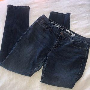 DKNY Skinny Jeans 16R
